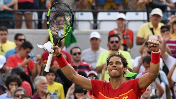 Nadal-Lopez en demi-finale !