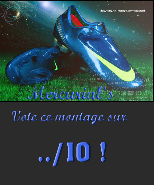 Mercurial 'S ; Number 09