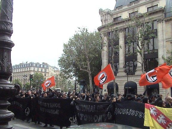 Quelques photos de la manifestation avant la vidéo !