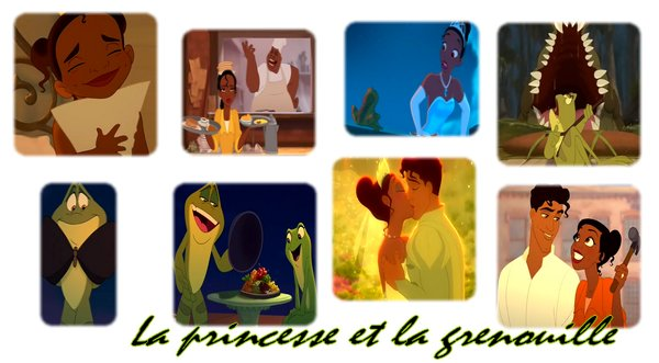 La princesse et la grenouille ( 2009 )  As-tu aimer ce film ?
