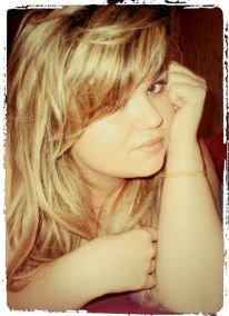quand j'étais blonde :)