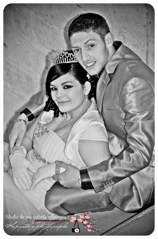21 avril 2012 mon mariage <3