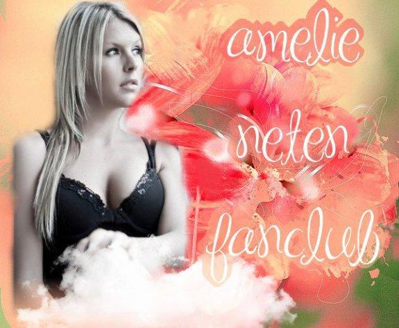 bienvenue sur le blog FAN CLUB de Amélie Neten