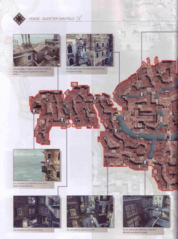 Assassin's creed II : Plumes et Glyphes - Venise Quartier San Polo