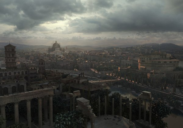 Assassin's Creed Brotherhood Artwork