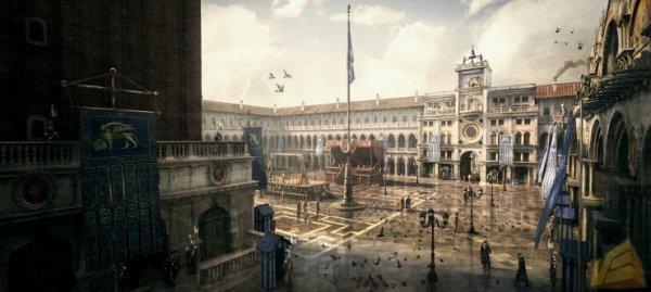 Assassin's Creed II Artwork