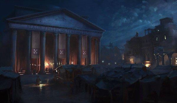 Assassin's Creed Brotherhood : Artwork