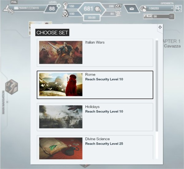 Assassin's Creed Project Legacy : DDS 2.0 OpenBeta