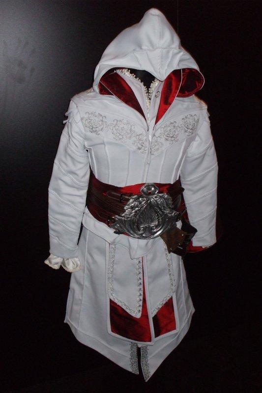 Assassin's Creed Brotherhood : tenue d'Ezio Auditore