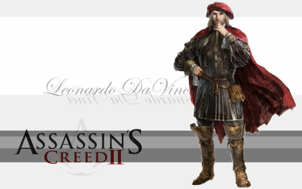 Assassin's Creed II : Léonard De Vinci