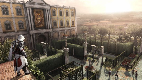 Assassin's Creed Brotherhood : La Disparition de Da Vinci/Animus Project Update 3.0