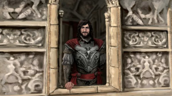 Assassin's Creed Brotherhood : Cesare Borgia