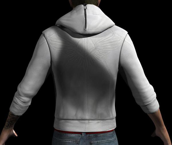 Assassin's Creed Brotherhood : Veste de Desmond Miles