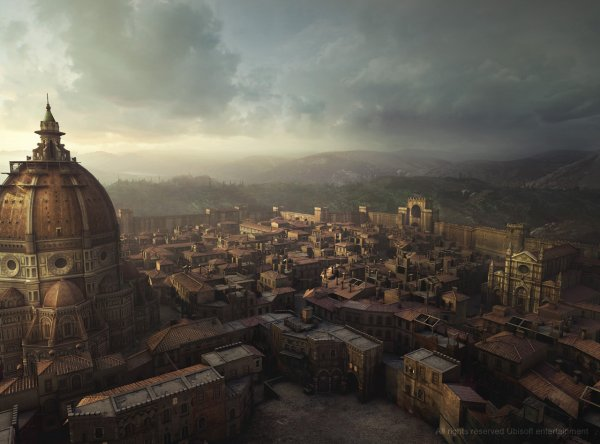 Assassin's Creed Lineage : Concept Art