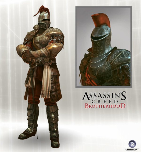 Assassin's Creed Brotherhood Multi : Le Chevalier