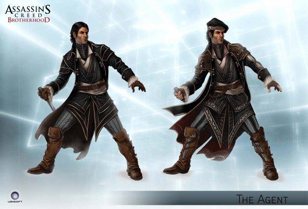 Assassin's Creed Brotherhood Multi : L'Officier