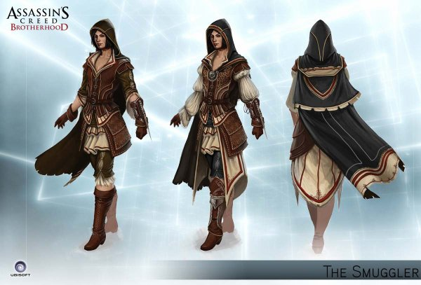 Assassin's Creed Brotherhood Multi : La Contrebandiére