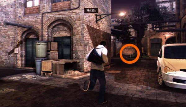 Assassin's Creed Brotherhood : Emplacements des 5 Artefacts