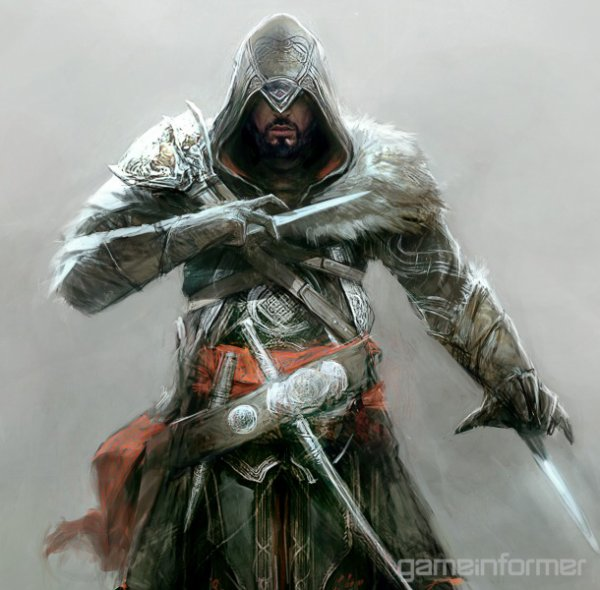 Assassin's Creed Revelations Artwork