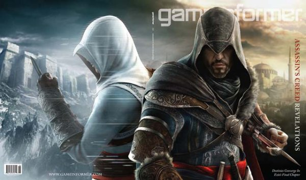 Assassin's Creed Revelations :Traduction Magazine GameInformer By Wootie sur JeuxVidéo.com