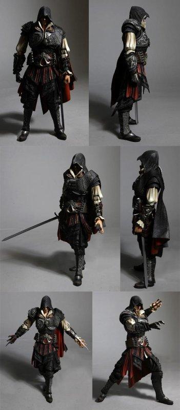 Assassin's Creed Ezio Figurines