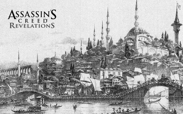 Assassin's Creed Revelations : Artwork