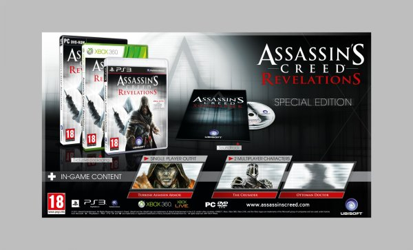 Assassin's Creed Revelations Edition Spéciale