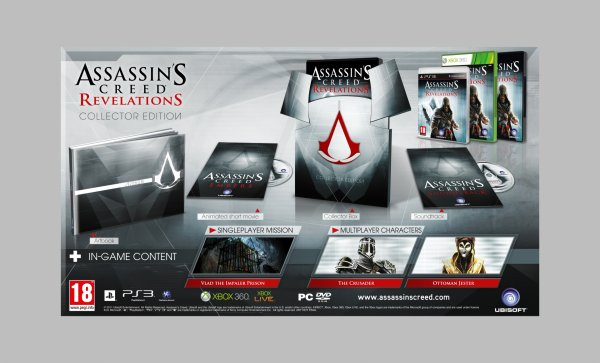 Assassin's Creed Revelations Edition Collector