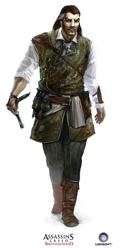 Assassin's Creed Brotherhood : Le Barbier