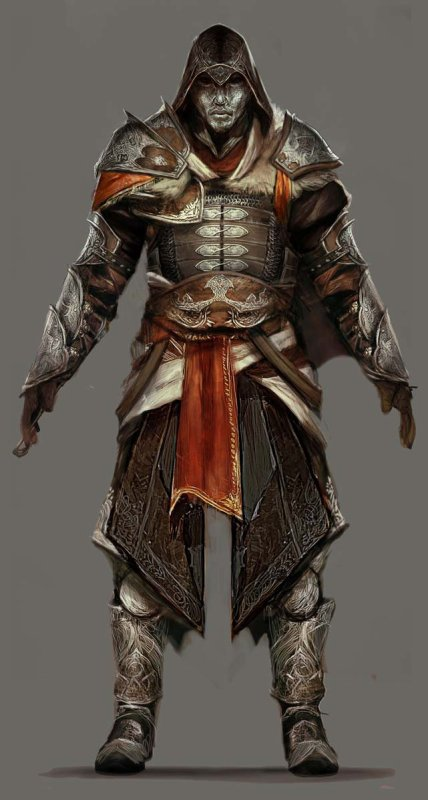 Assassin's Creed Revelations - L'Armure de l'Assassin Turc