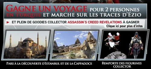 Assassin's Creed Revelations : Le Chemin des Revelations