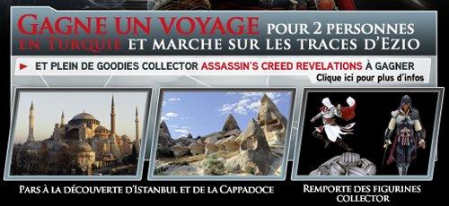 Assassin's Creed Revelations : Le Chemin des Revelations