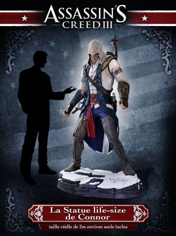 Statue Connor