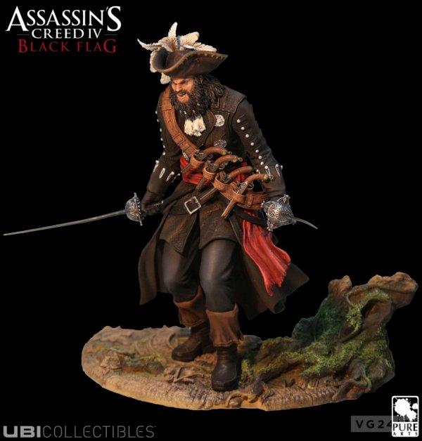 Assassin's Creed IV black Flag Ubicollectibles