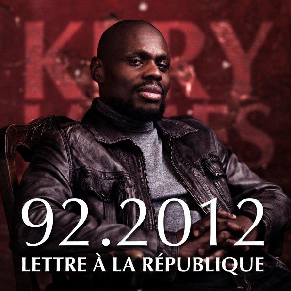 LETTRE A LA RÉPUBLIQUE  (2012)
