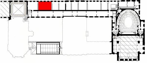 Attique aile Nord - Salle A2