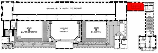 Attique aile midi - A1 Salle de la troisième coalition