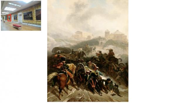 A9- Attique midi - Guerre d'Espagne