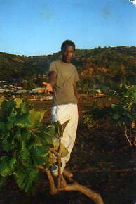 moi a 15 ans a la plage d acoua