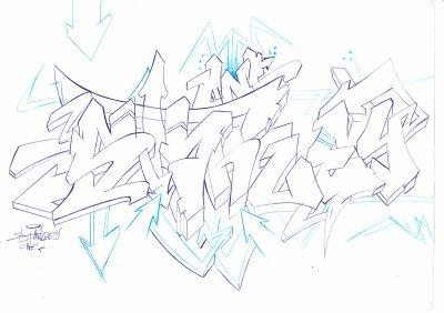 mon propres graffe