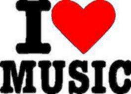 La musique. ♥♥♥