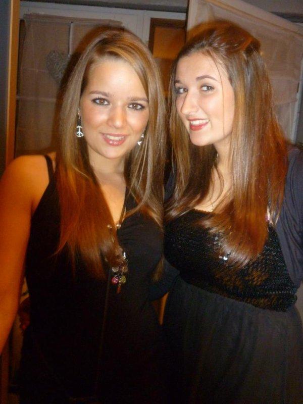 ma soeur & moi ;)