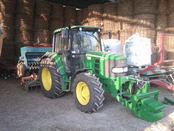 Semie de blé