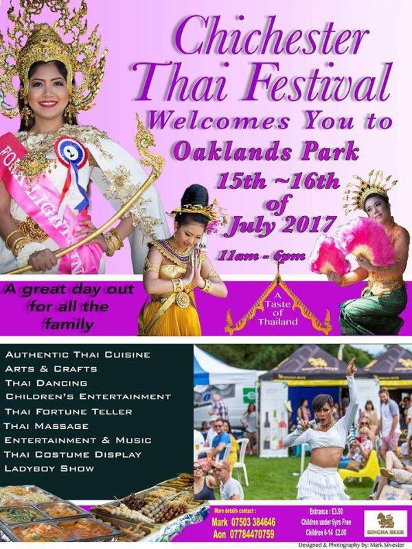 FESTIVAL  THAILAND 2017