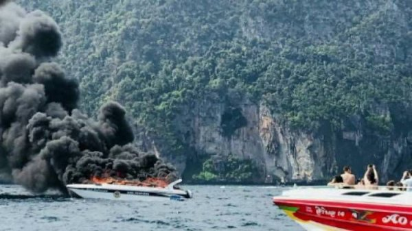 ACCIDENT   THAILAND