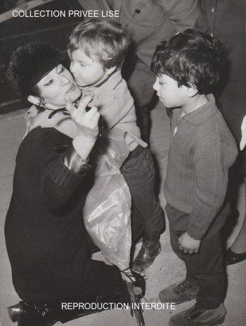 Barbara le 19 décembre 1968