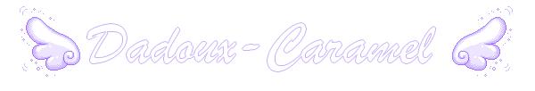 Bienvenue sur mon blog ` ♥.