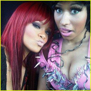 Rihanna ? Nicki ?