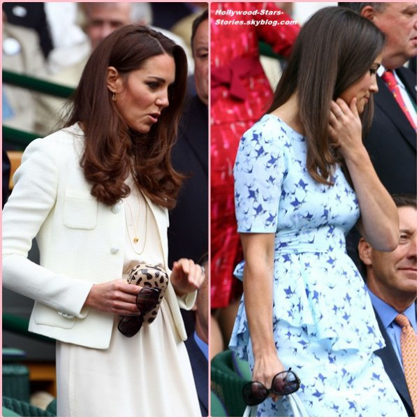 Kate et Pipa Middleton