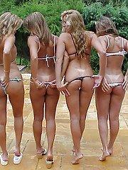 Avec les filles !! Vacances !
